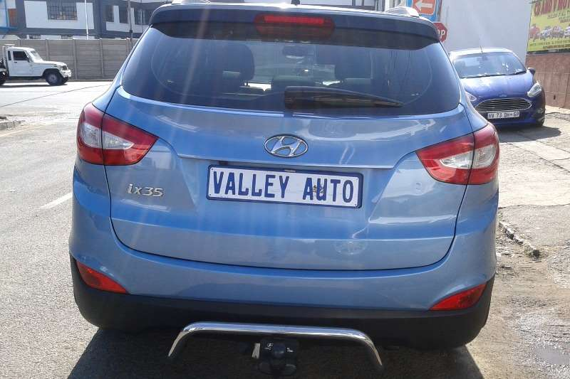 Used 2014 Hyundai Ix35 2.0 Executive auto