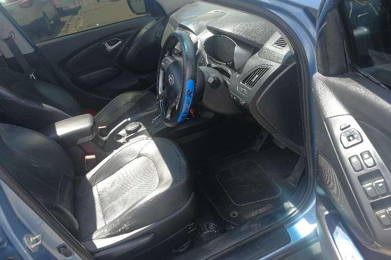 Hyundai Ix35 2.0 Executive auto 2014