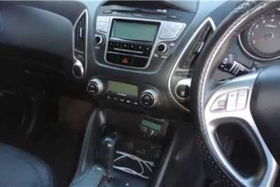 Hyundai Ix35 2.0 Executive auto 2014