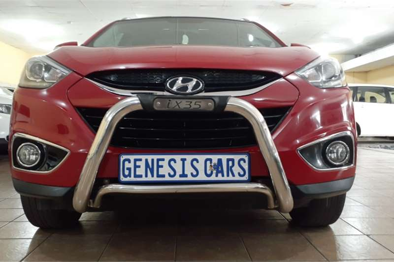 Hyundai Ix35 2.0 Executive auto 2015