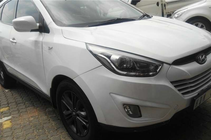 Hyundai Ix35 2.0 Executive auto 2015