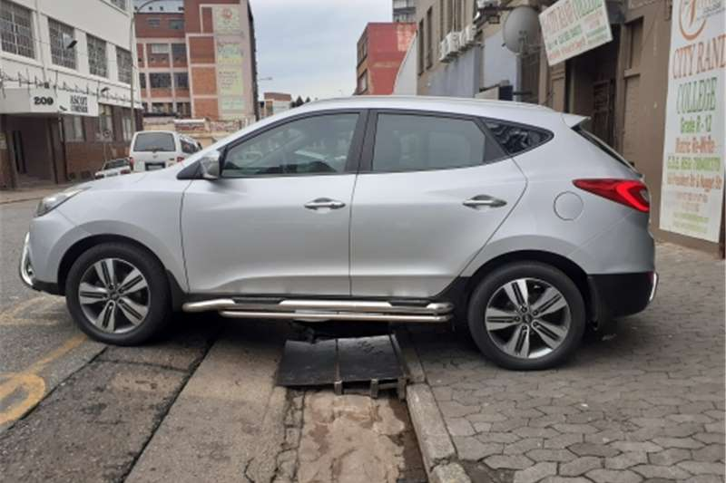 Used 2015 Hyundai Ix35 2.0 Executive auto