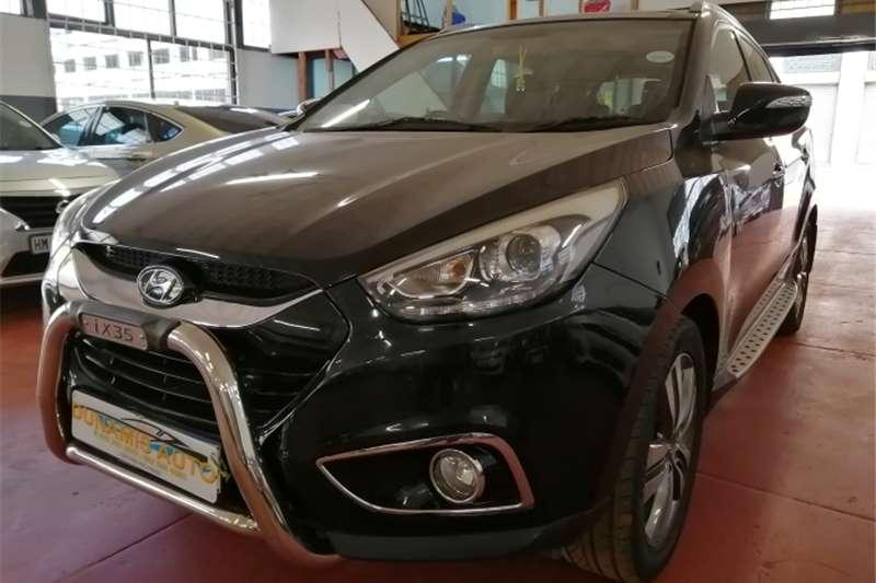 2015 Hyundai ix35 ix35 2.0 Executive auto