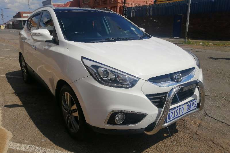 Hyundai Ix35 2.0 Executive auto 2016