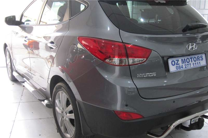 Hyundai Ix35 2.0 Executive auto 2016