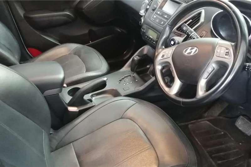 Used 2016 Hyundai Ix35 2.0 Executive auto