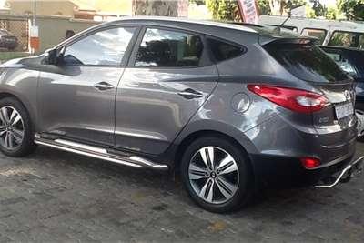 Hyundai ix35 2.0 Executive Special Edition 2012