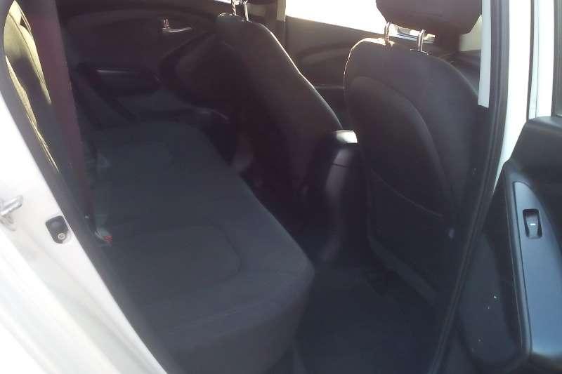 2012 Hyundai ix35 ix35 2.0 Executive Special Edition