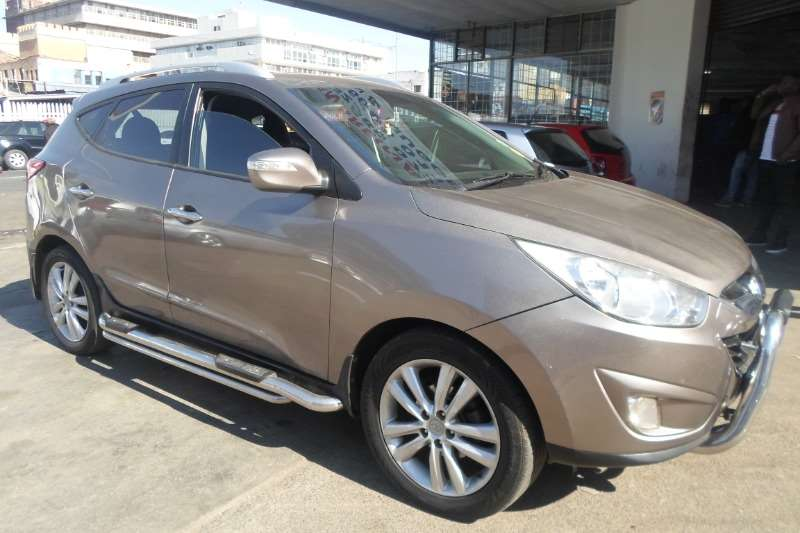 Hyundai Ix35 2.0 Executive Special Edition 2013
