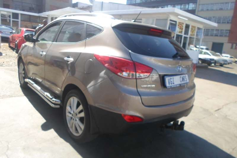 Used 2013 Hyundai Ix35 2.0 Executive Special Edition