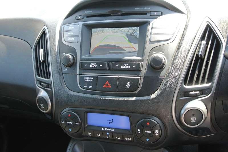 Hyundai Ix35 2.0 Executive Special Edition 2015