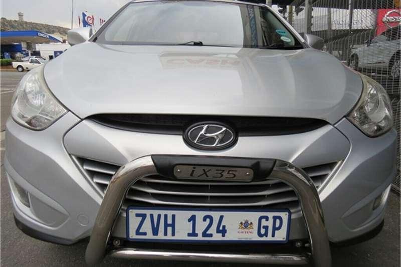 Hyundai Ix35 2.0 GL 2010