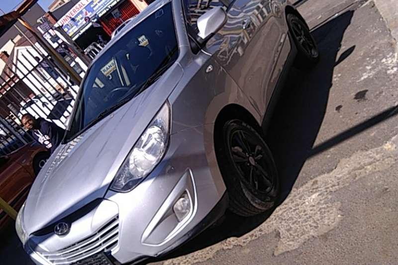 Used 2010 Hyundai Ix35 2.0 GL