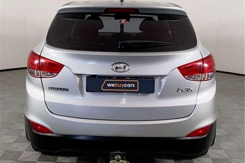 2010 Hyundai ix35 ix35 2.0 GL