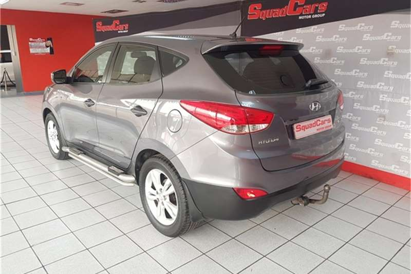 Hyundai Ix35 2.0 GL 2011