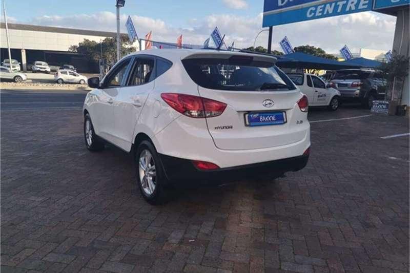 Hyundai ix35 2.0 GL 2012