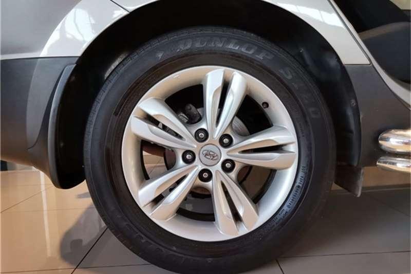 2012 Hyundai ix35 ix35 2.0 GL