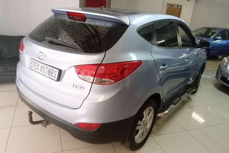 Used 2012 Hyundai Ix35 2.0 GL
