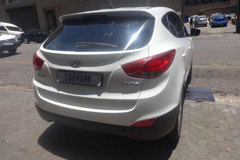 Hyundai Ix35 2.0 GL 2013