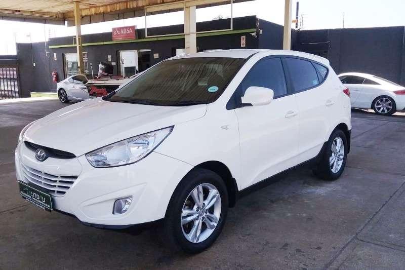 Hyundai ix35 2.0 GL premium 2012