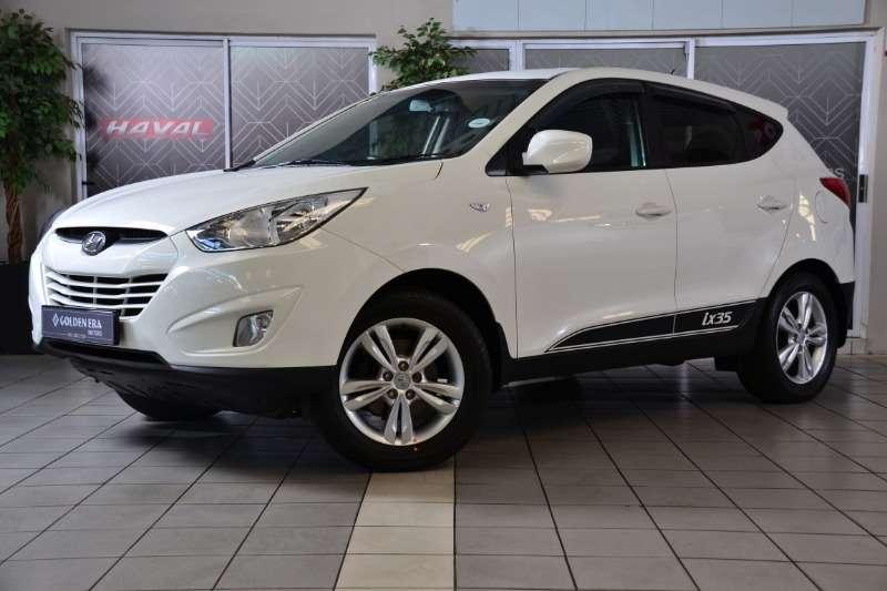 Hyundai Ix35 2.0 GL/Premium 2013