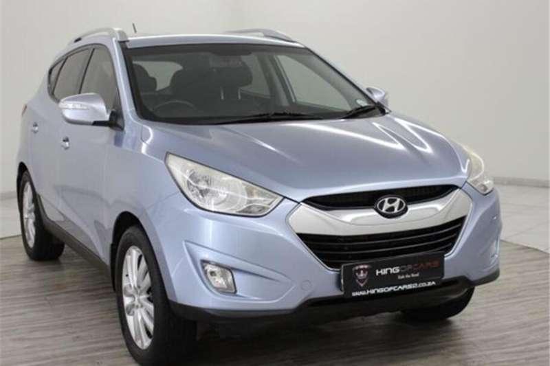 Hyundai Ix35 2.0 GLS 2010