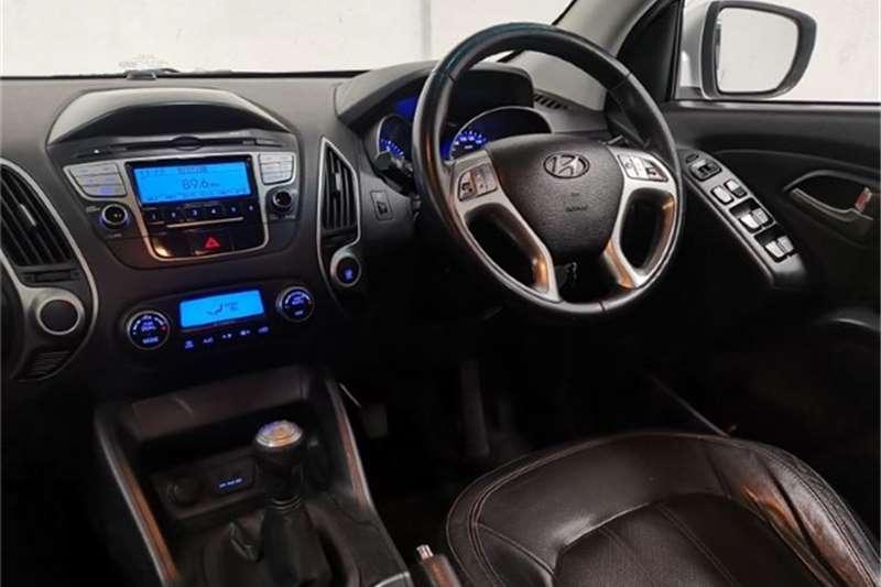Used 2010 Hyundai Ix35 2.0 GLS