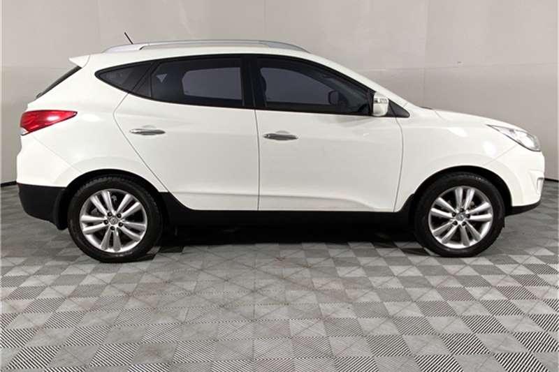 2010 Hyundai ix35 ix35 2.0 GLS