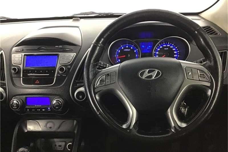 Hyundai ix35 2.0 GLS 2011