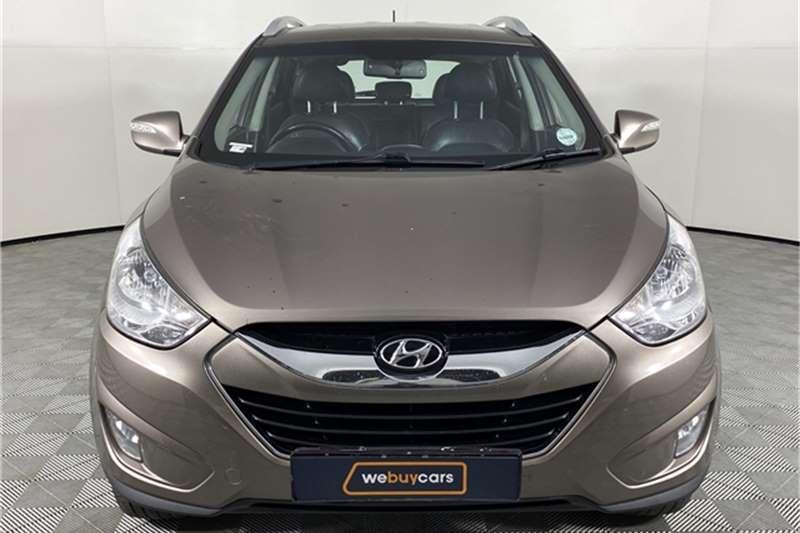 2011 Hyundai ix35 ix35 2.0 GLS