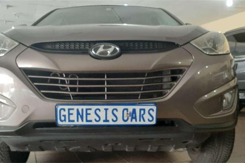 Hyundai Ix35 2.0 GLS 2012
