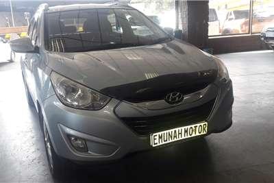 2012 Hyundai ix35 ix35 2.0 GLS