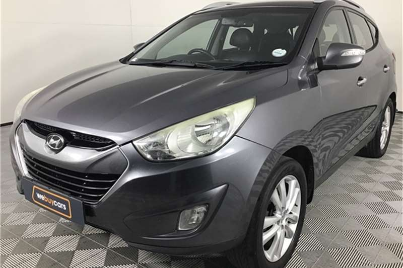 2013 Hyundai ix35 ix35 2.0 GLS