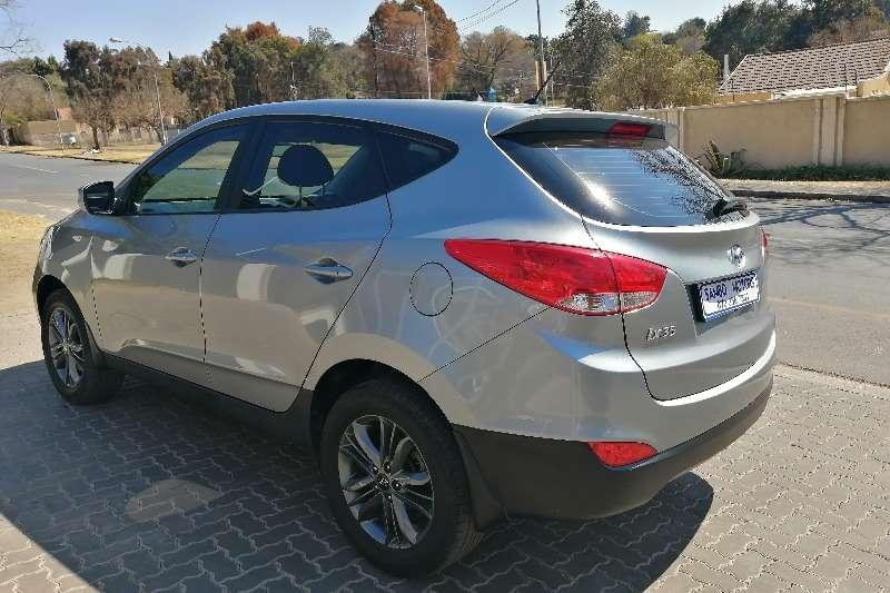 Used 2014 Hyundai Ix35 2.0 GLS
