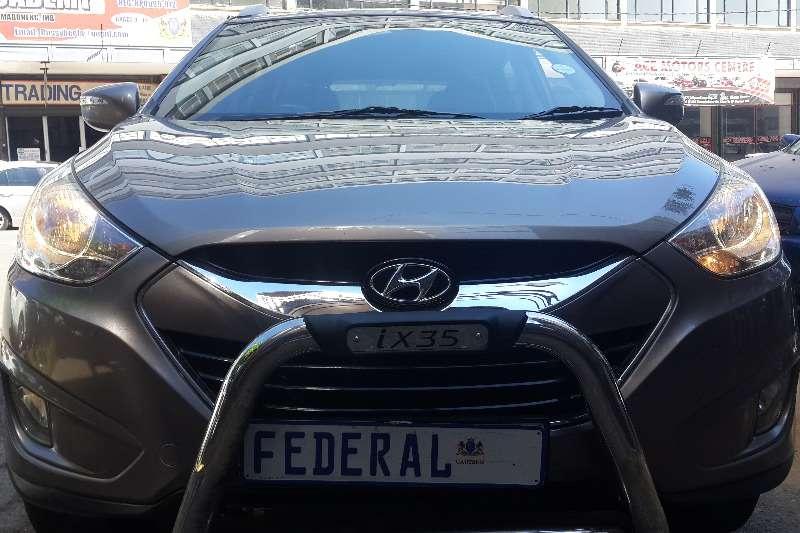 Hyundai Ix35 2.0 GLS auto 2012