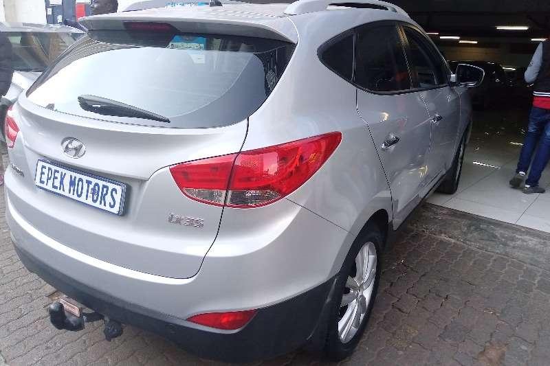 Used 2012 Hyundai Ix35 2.0 GLS auto
