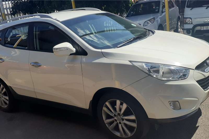 Hyundai Ix35 2.0 GLS auto 2013