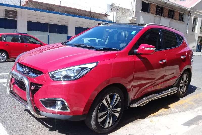 Hyundai Ix35 2.0 GLS auto 2014