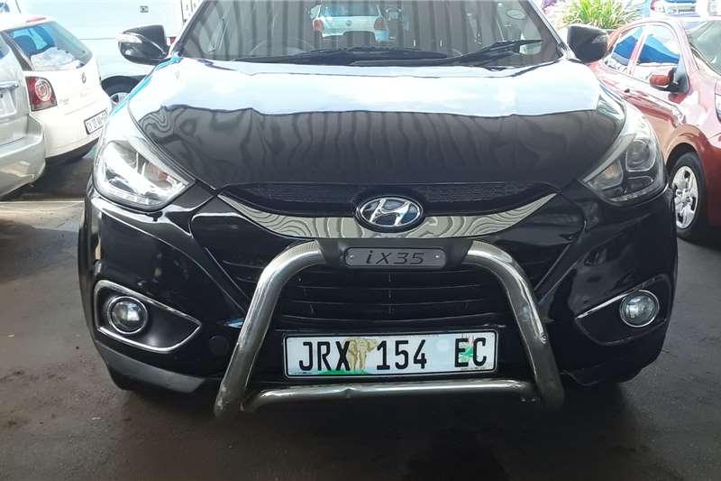 Used 2014 Hyundai Ix35 2.0 GLS auto