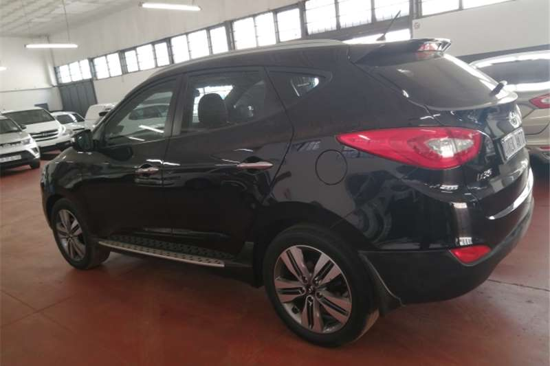 Used 2015 Hyundai Ix35 2.0 GLS auto