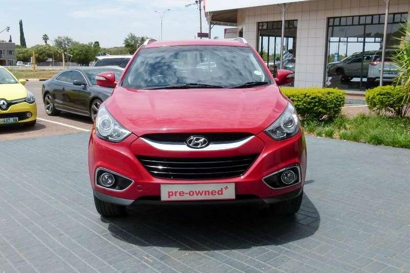 Hyundai ix35 2.0 GLS/Executive 2013