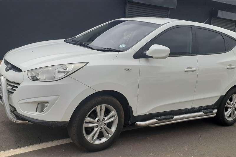 Hyundai Ix35 2.0 Premium 2010