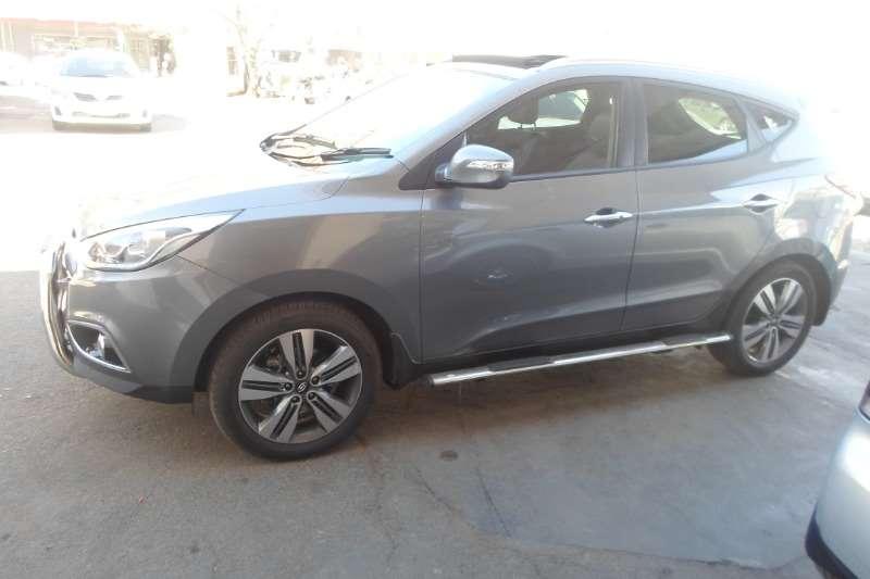 Hyundai Ix35 2.0 Premium 2011