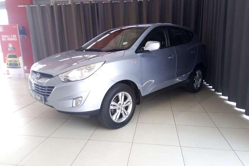 Hyundai Ix35 2.0 Premium 2013