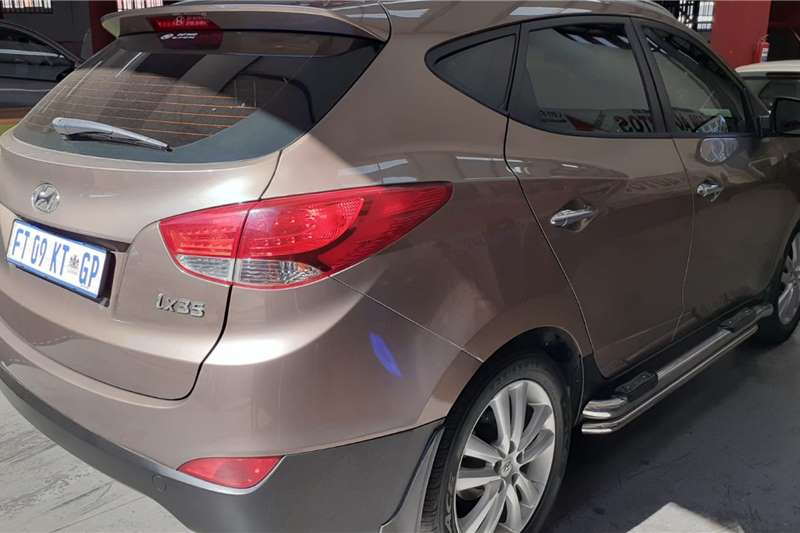 Used 2013 Hyundai Ix35 2.0 Premium