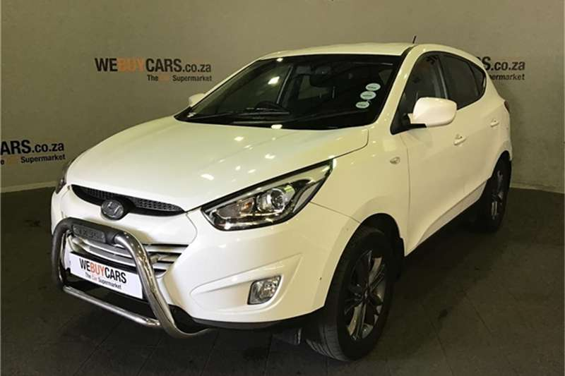 Hyundai ix35 2.0 Premium 2014