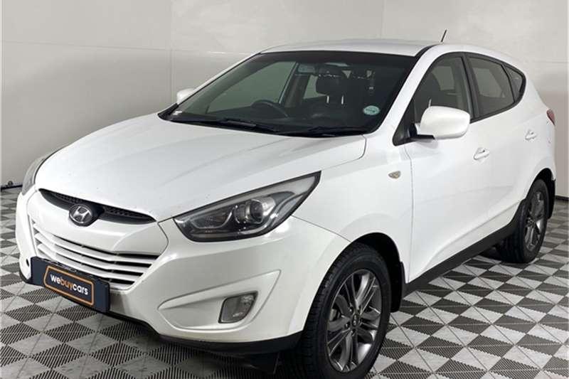 Used 2014 Hyundai Ix35 2.0 Premium