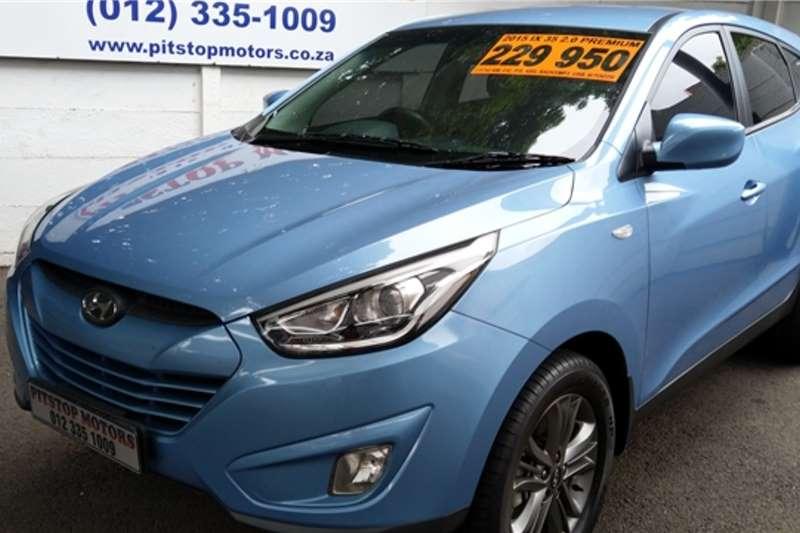 Hyundai Ix35 2.0 Premium 2015
