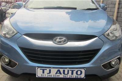 Hyundai Ix35 2.0 Premium auto 2013