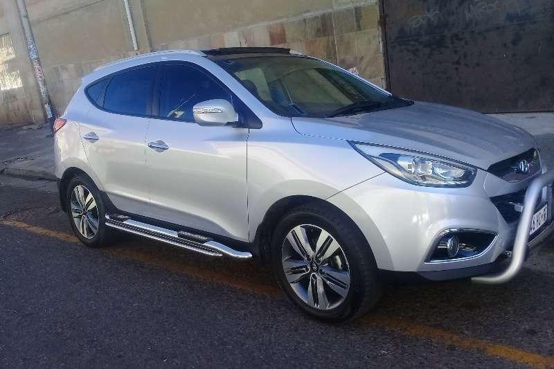 Hyundai Ix35 2.0 Premium auto 2014
